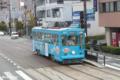 [電車][路面電車][熊本市電]1205  2009-10-09 09:43:38