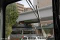 [電車][熊本]2009-10-09 13:31:18 新水前寺架橋 最終段階