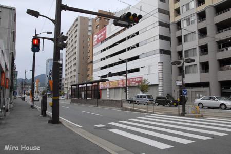 2009-10-09 14:17:57 西辛島町電停