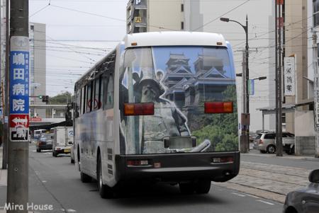 2009-10-09 14:21:01 観光バス@熊本市