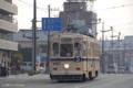 [電車][路面電車][熊本市電]1063 2009-01-06 09:44:48
