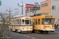 [電車][路面電車][熊本市電]1063&8502 2009-01-06 09:45:04
