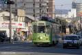 [電車][路面電車][熊本市電]1203 2009-01-15 15:55:10