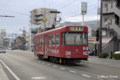 [電車][路面電車][熊本市電]8501 2009-01-16 08:04:38
