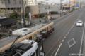 [電車][路面電車][熊本市電]5014AB&9703AB 2009-01-16 08:06:43