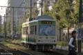 [電車][路面電車][都電荒川線]7002 2009-11-06 14:28:44