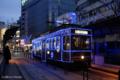 [電車][路面電車][熊本市電]101 2009-01-19 17:45:49