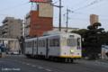 [電車][路面電車][熊本市電]5015AB 2009-01-20 07:56:54