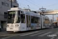 [電車][路面電車][熊本市電]9703AB 2009-01-20 08:08:55