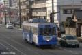 [電車][路面電車][熊本市電]1351 2009-02-10 16:42:30