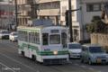 [電車][路面電車][熊本市電]1095 2009-02-10 16:47:56