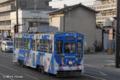 [電車][路面電車][熊本市電]1097 2009-02-10 16:58:18