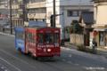 [電車][路面電車][熊本市電]1355 2009-02-10 16:56:21