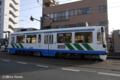 [電車][路面電車][熊本市電]9205 2009-02-12 16:14:29