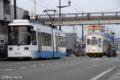 [電車][路面電車][熊本市電]9701AB・5015AB 2009-02-13 07:52:29