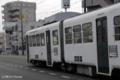 [電車][路面電車][熊本市電]5015AB 2009-02-13 07:52:50