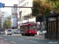 [電車][路面電車][熊本市電]8503 2008-11-04 13:44:23