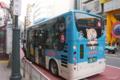 [東京][バス]ハチ公バス 2010-04-18 17:05:38