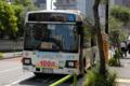 [東京][バス]ちぃばす@JR田町駅芝浦口 2010-06-02 12:45:20