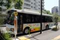 [東京][バス]ちぃばす@芝浦運河通り 2010-06-02 12:45:30