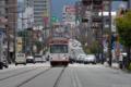 [電車][路面電車][熊本市電]8501 2010-08-01 11:17:28