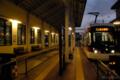 [電車][路面電車][熊本市電]0802AB 2010-08-01 19:30:01