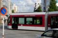 [電車][路面電車][熊本市電]0801AB 2010-08-01 17:19:16