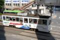 [電車][路面電車][熊本市電]1095 2010-08-01 15:22:34