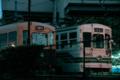 [電車][路面電車][熊本市電]5014&1085 2010-08-01 19:35:36