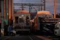 [電車][路面電車][熊本市電]1091&5015 2010-08-01 19:41:08
