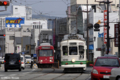 [電車][路面電車][熊本市電]1081&8501 2008-04-11 14:34:12