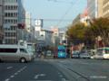 [電車][路面電車][熊本市電]1096・1081 2007-11-14 08:14:20