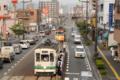 [電車][路面電車][熊本市電]1093 2010-08-03 18:10:30