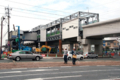 [電車][路面電車][熊本市電]新水前寺駅 2010-10-12 09:47:42