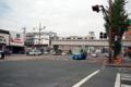[電車][路面電車][熊本市電]新水前寺駅 2010-10-12 09:50:59