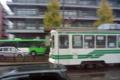 [電車][路面電車][熊本市電]1354 2010-12-02 12:26:04