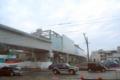 [電車][路面電車][熊本市電]新水前寺駅 接続工事 2010-12-02 12:29:10