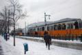[電車][路面電車][海外]ブダペストのトラム 2003-02-11