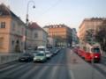 [電車][路面電車][海外]ウィーン 2003-02-13
