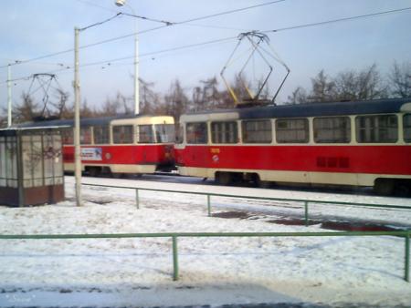 プラハ 2003-02-16
