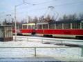 [電車][路面電車][海外]プラハ 2003-02-16