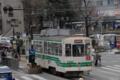 [電車][路面電車][熊本市電]1351@花畑町 2011-03-23 13:37:10