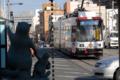 [電車][路面電車][熊本市電]9704AB 2011-03-25 16:28:09