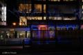 [電車][路面電車][熊本市電]101&9701 2008-12-26 19:30:05