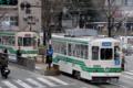 [電車][路面電車][熊本市電]1093&1351 2011-03-23 13:37:37