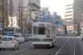 [電車][路面電車][熊本市電]1201 2011-03-25 16:57:46