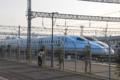 [新幹線][JR][熊本][鉄道]熊本総合車両所 2011-03-23 16:43:43