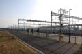 [JR][新幹線][熊本][鉄道]熊本総合車両所 2011-03-23 16:51:47