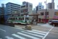 [電車][路面電車][熊本市電]1355 2011-05-07 11:21:34