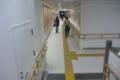 [JR][駅]熊本駅@白川口へ向かう通路 2011-05-12 20:43:44